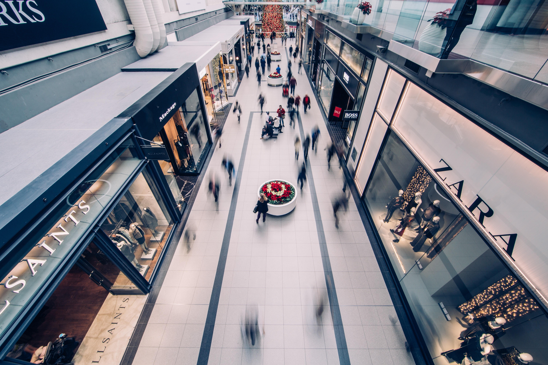 mall shops